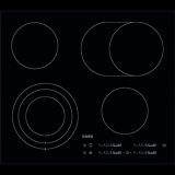 AEG Glaskeramik-Kochfeld HK 654070 I-B