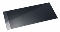 Küppersbusch Glasschneidebrett Black Chrome Zub.-Nr. 08030