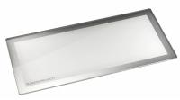 Küppersbusch Glasschneidebrett Design Weiß Zub.-Nr. 08033