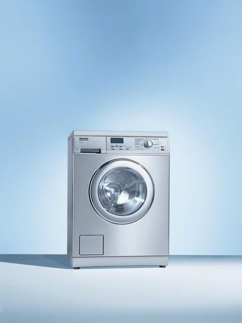 Miele Waschmaschine PW 5065 Edelstahl mit Ablaufventil - AEG und ...