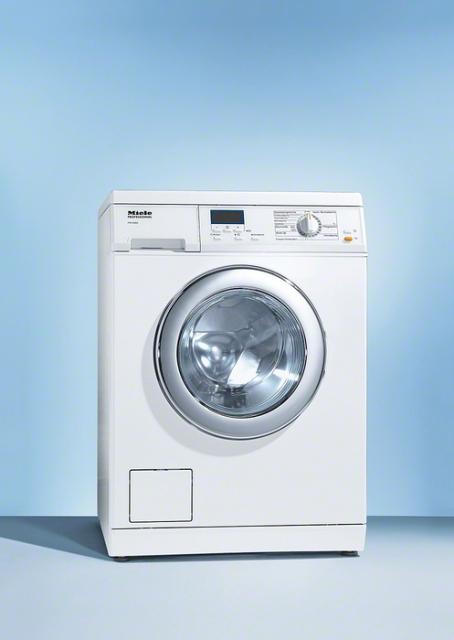 Miele Waschmaschine PW 5065 lotosweiß mit Laugenpumpe - AEG und ...