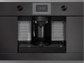 Küppersbusch Einbau-Kaffee-Kapselautomat CKK 6350.0 S3 Silver Chrome