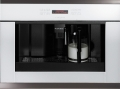 Küppersbusch Einbau-Kaffeevollautomat EKV 6500.1 W2 Black Chrome