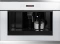 Küppersbusch Einbau-Kaffeevollautomat EKV 6500.1 W3 Silver Chrom