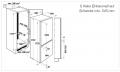 Küppersbusch Einbau-Kühl-Gefrierkombination IKE 3270-2-2 T