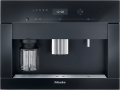 Miele Einbau-Kaffeevollautomat CVA 6401 Obsidianschwarz