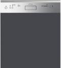 Smeg Einbau-Geschirrspüler vollintegrierbar PL6448XD2