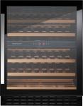Küppersbusch Unterbau-Weinklimaschrank UWK 8200-1-2 Z Silver Chrome