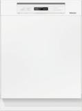 Miele Unterbau-Geschirrspüler G 6300 SCU EcoLine Brillantweiß
