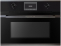 Küppersbusch Mikrowellen-Backofen CBM 6330.0 S2 Black Chrome