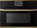 Küppersbusch Mikrowellen-Backofen CBM 6350.0 S4 Gold