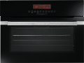 Küppersbusch Mikrowellen-Backofen EEBKM 6750.0 J Design Jet-Black
