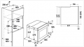 Küppersbusch Einbau-Backofen BP 6550.0 W4 Gold