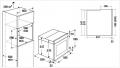 Küppersbusch Backofen B 6335.0 S0 Designkit Edelstahl beiliegend