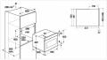 Küppersbusch Backofen CB 6350.0 S0 Designkit Edelstahl beiliegend