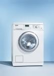 Miele Waschmaschine PW 5065 lotosweiß mit Ablaufventil